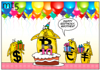 Bitcoin suffers loss on its 10th birthday