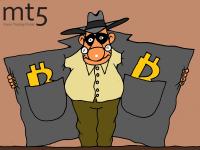 Bitcoin falls as Coincheck reports decline in revenue