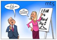 IBM set to make its largest deal ever