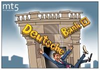 دويتشه بنك يتكبد خسائر بسبب غسل الأموال