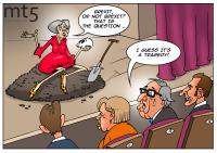 الاتحاد الأوروبي والمملكة المتحدة يتوصلان إلى اتفاق بشأن بريكست