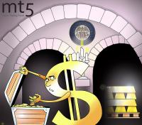 الذهب مستقر، الاحتياطي الفيدرالي على استعداد لرفع أسعار الفائدة