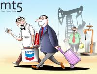 Компании Exxon и Chevron продают свои нефтяные активы в Азербайджане