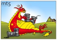 شركات إنتاج وتكرير النفط الصينية تسجل ارتفاعا في الأرباح