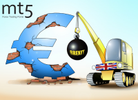 ECB says no-deal Brexit to hurt European economy