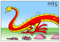 China struggles against financial pyramids