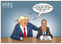 Trump chooses David Malpass to run World Bank