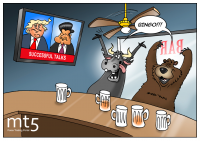Stock markets revive amid US-China talks progress