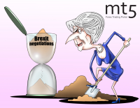 UK Prime Minister needs more time to negotiate with EU over Brexit