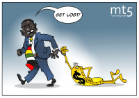Zimbabwe joins anti-dollar coalition