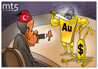 Turkey withdraws all gold from US