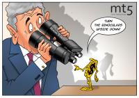Morgan Stanley forecasts US dollar decline