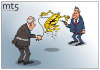 Turkish president blames JP Morgan for lira's fall