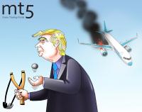 Падение акций Airbus негативно повлияет на рынки Европы