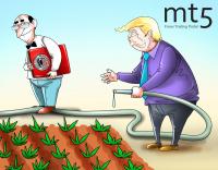 Трамп требует от ФРС смягчения монетарной политики