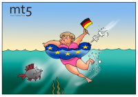 Germany drags down European economy