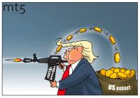 Trump sure US to win trade war