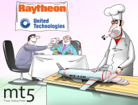Two giants Raytheon and United Technologies merge officially