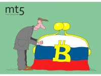 Russia plans to allow cryptocurrency operations