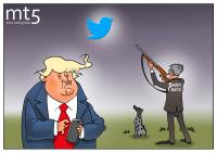 Трамп снова доказал эффективность рекламы в Twitter