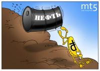 Неразлучные друзья, или Крепкая связка рубль-нефть