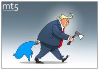 Дональд Трамп: Спасайте женщин и детей от предвзятых соцсетей!