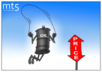 Oil prices set for roller coaster ride