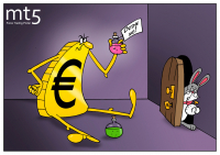 Euro likely to fall further in October