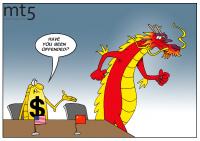 中国无法在其金融体系中废除美元