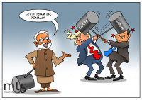 印度将从中美贸易争端中受益