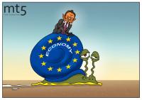 欧元区经历持续的适度增长