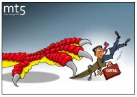 中国加强对资本外流的控制