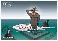 Pasar global merosot karena kekhawatiran atas virus Corona
