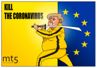 EU foresees minor impact of coronavirus