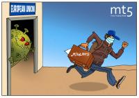 Người di cư rời khỏi châu Âu trong bối cảnh dịch COVID-19
