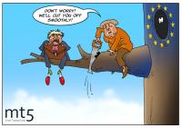 UK-EU trade talks risk reaching impasse again