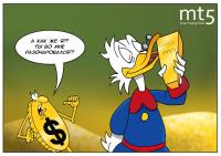 Доллар уже немного не то... Мы инвестируем в золото!
