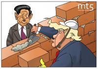 US strikes at China with new tariffs as trade war escalates