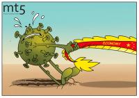 Trung Quốc lên kế hoạch kinh tế trong bối cảnh khó khăn sâu sắc