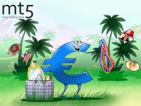 Eurozone im Minus: Außenhandelsüberschuss auf 2,9 Milliarden Euro gesunken