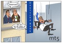 Ngân hàng Deutsche Bank có thể không tồn tại sau đại dịch