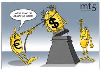 Ерата на прекомерната привилегия на щатския долар ще приключи съсвем скоро