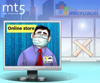 Microsoft ще затвори всички свои физически магазини