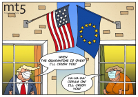 US to slap new tariffs on European goods