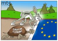 Европейската икономика се възстановява бързо