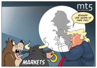 Тръмп: Победата на Джо Байдън ще предизвика срив на фондовата борса
