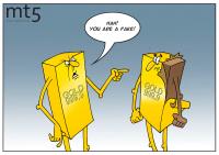 Златната индустрия беше разтърсена, тъй като в Китай бяха открити тонове фалшиво злато