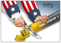 """Северен поток 2"" ще понесе загуби на фона на новите американски санкции"