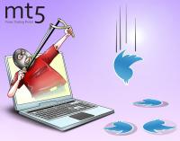 """Хакери са хакнали важни акаунти в """"Туитър"""""""