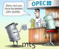 Rusia melanggar pemotongan produksi minyak pada Mei dan Juni